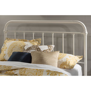 Kirkland King Headboard without Frame - Soft White