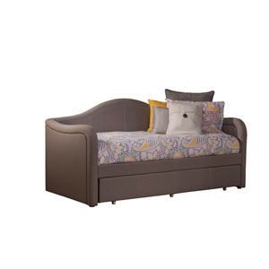 Porter Dove Gray Daybed with Trundle