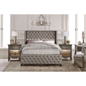 Memphis Diva Queen Complete Bed