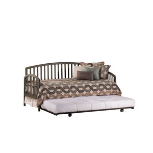 Carolina Stone Bed Daybed with Trundle