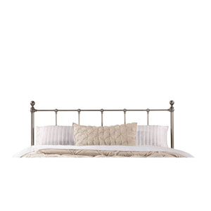Molly Black Steel Full Headboard