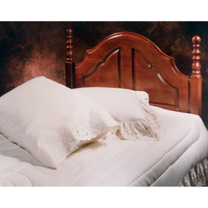 Cheryl Cherry Twin Headboard Only
