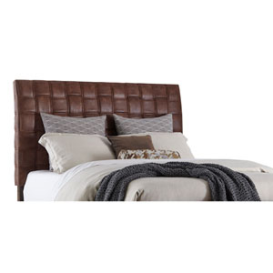 Riley Light Brown King Headboard