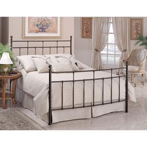 Providence Antique Bronze Queen Complete Bed