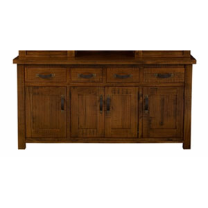 Outback Distressed Chestnut Buffet