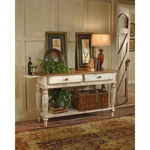 Wilshire Antique White Sideboard