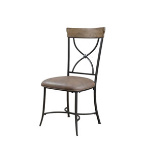 Charleston Desert Tan Dining Chair, Set of Two