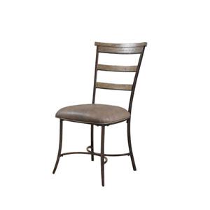 Charleston Desert Tan Back Dining Chair, Set of Two