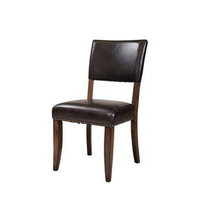 Cameron Chestnut Brown Dining Chair , Set of Two
