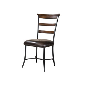 Cameron Chestnut Brown Ladder Dining Chair , Set of Two