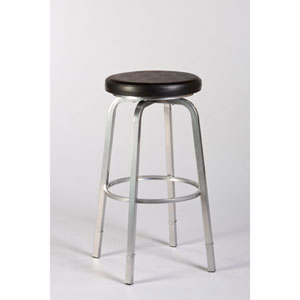 Neeman Backless Counter/Bar Stool with Nested Leg