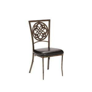 Marsala Brown Dining Chair, Set of 2