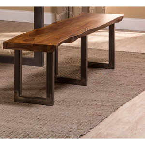 Emerson Natural Sheesham Bench