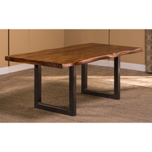 Emerson Natural Sheesham Rectangle Dining Table