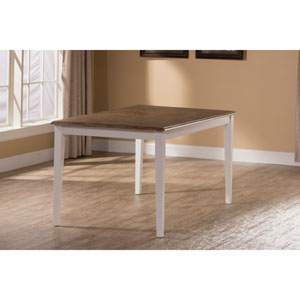 Bayberry White Dining Table