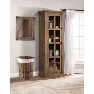 Tuscan Retreat ® Tall Single Door Cabinet
