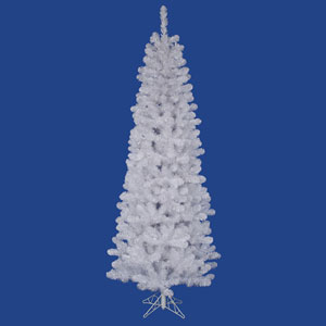White Salem Pencil Pine 8.5 Ft. Artificial Tree