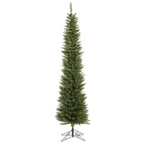 Green 5.5 Foot Durham Pole Pine Tree