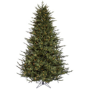 Green Itasca Frasier Christmas Tree 9.5-foot