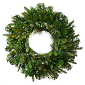 Cashmere Pine 60-Inch Wreath w/576 Tips