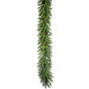 Cheyenne Pine 50-Foot Garland w/1600 Tips