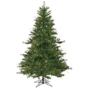 Mixed Country 6.5-Foot Christmas Tree w/1000 Tips