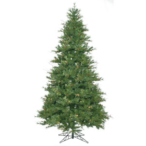 Mixed Country 9-Foot Christmas Tree w/1956 Tips