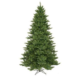 Camdon Fir 7.5-Foot Christmas Tree w/1758 Tips