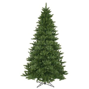 Camdon Fir Green 8.5 Foot x 58-Inch Christmas Tree with 2294 Tips
