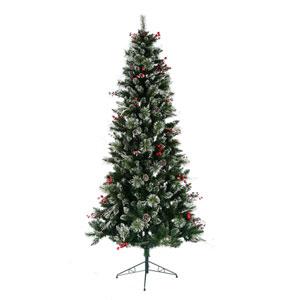 7 Ft. SnowTip Berry Tree