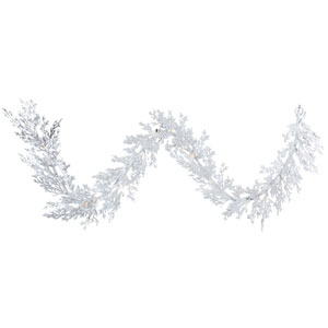 9 Ft. Flk Winter Twig Garland
