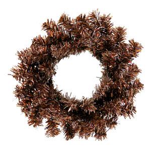 Mocha Mini Wreath 6-inch