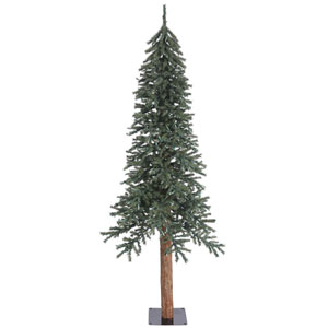 7 Ft. Natural Bark Alpine Tree
