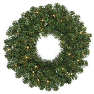 48 In. Oregon Fir Wreath