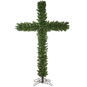 7 Ft. 6 In. Christmas Cross