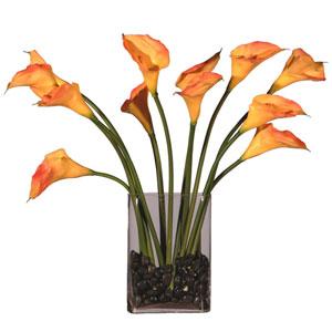 Dozen Calla Lilies w/Acrylic Water