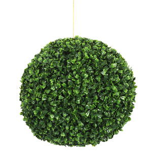 11 In.  Boxwood Ball
