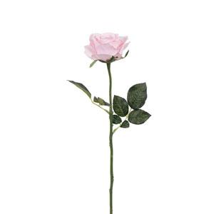 Light Pink Rose Stem, Set of Six