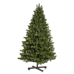 Green Grand Teton Med Christmas Tree 7.5-foot