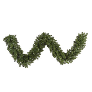 Green 50 Foot Grand Teton Garland
