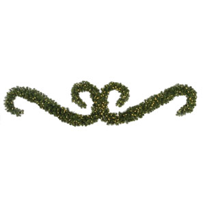 Grand Teton 9-Foot Garland w/670 Tips