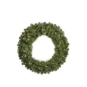 Green Grand Teton Wreath 120-inch