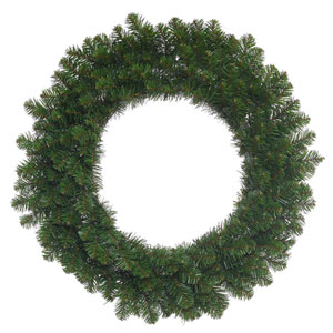 Green 36-Inch Grand Teton Double Sided Wreath