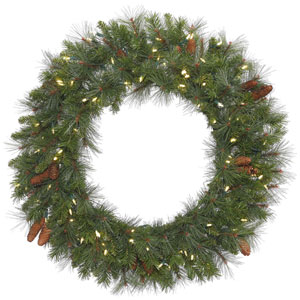 36 In. Savannah Mixed Wreath