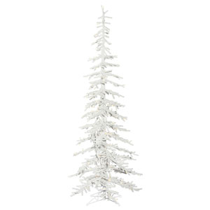 7 Ft. 6 In. Flocked Kuna Tree