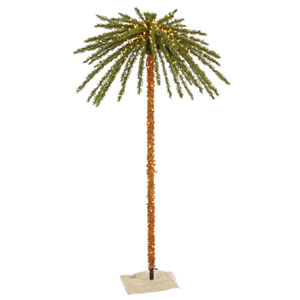 7 Ft. Outdoor Palm Tree
