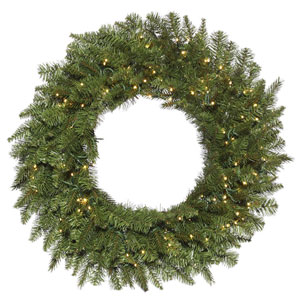 30 In. Carlsbad Fir Wreath