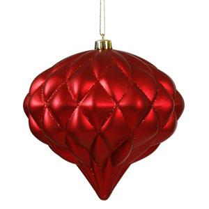 Red Diamond Ornament 5.7-inch