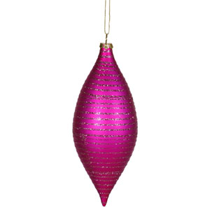 Cerise Drop Ornament 7-inch