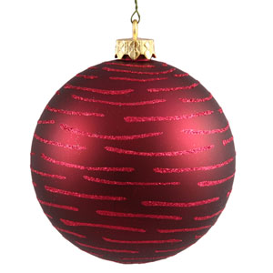 Wine Ball Ornament 120mm